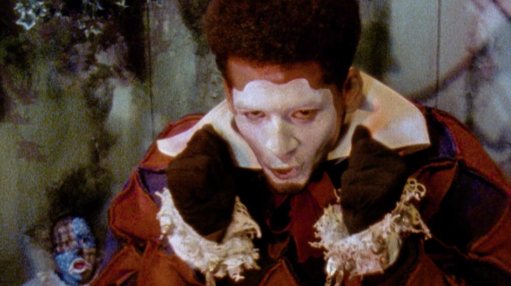 Still image taken from the film O'Pierrot by filmmaker Tanoa Sasraku